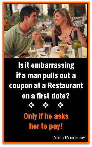 Coupons For Restaurants