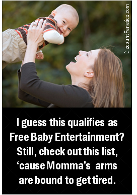 Free Baby Entertainment