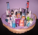 Free Samples in Basket