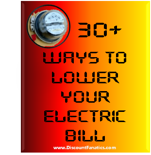 How to Lower Electric Bill