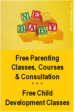 Free Parenting Classes/Child Development Classes