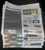 Discounted Sunday Paper